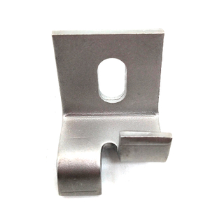 Corner Brace Stainless Steel SS304 Stamping L Shaped Heavy Duty Angle Brackets