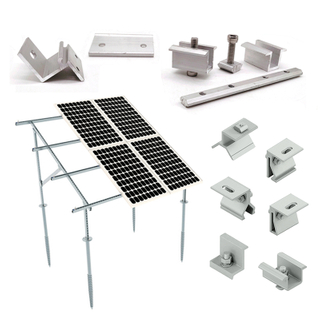 Stainless Steel Metal Adjustable Mount Bracket/ PV Bracket/ Solar System Panel Mounting Structure Roof Brackets/Aluminum Bracket/Tile Roof Bracket/Solar Brackets