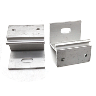 Stand Seam PV/ Solar Roof/ Solar Panel/ Solar Module Bracket Aluminium Clamps with M8 Screw