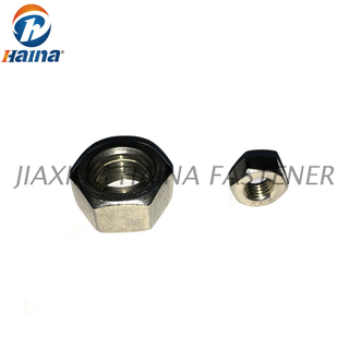 Stainless Steel SS316 Metric Hex Nut DIN934
