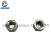 "ASTM 1/2"" 3/8"" 9/16"" Gr2 Plain Lock Nut Hexagon Prevailing Torque Nuts"