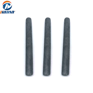 ASTM A193 DIN975 Stainless Steel/ Carbon Steel Zinc Plated HDG Grade 8.8 Threaded Rod Bolt