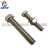 SS304 SS316 SS316L M10 M16 DIN933 ISO4017 Stainless Steel full thread Hex Bolt