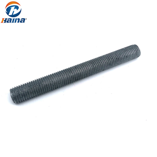 High Quality Best Price ASTM A354 carbon steel Hot DIP Galvanizing HDG Thread Rod bolt DIN975